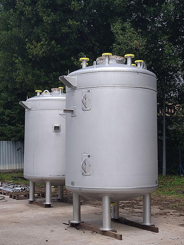 Zbiorniki na wodór